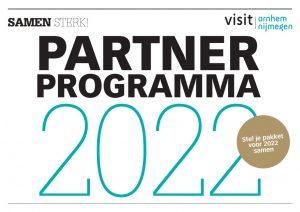 Partnerprogramma 2022 Arnhem Nijmegen
